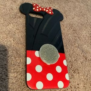 Minnie Mouse iPhone 8plus phone case